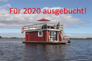 Jetzt Hausboot mieten bei YCR - Riverlodge Sundeck 400 Tante Frieda