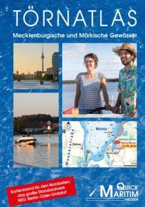 Kartenmaterial: Törnatlas Mecklenburgische und Märkische Gewässer