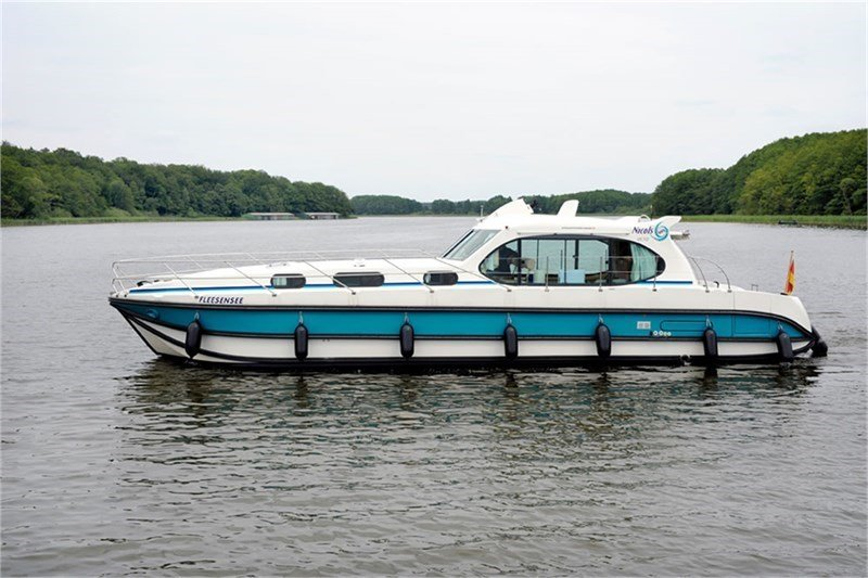 One-Way-Charter Yacht mieten Wannsee