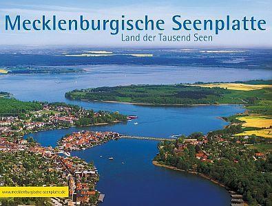 Wassersportrevier Mecklenburgische Seenplatte mit Müritz