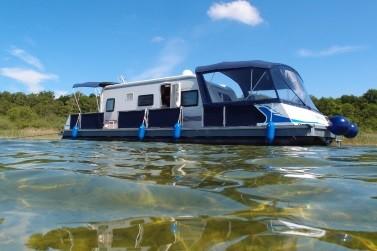 Caravan Hausboot mieten Wohnboot (I bis VI)