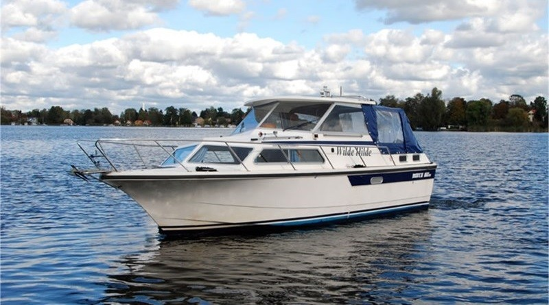 Komfortable Motoryacht chartern - Marco 860 AK - Wilde Hilde