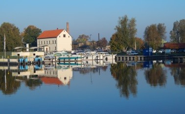 Marina Mildenberg an der Havel in Brandenburg